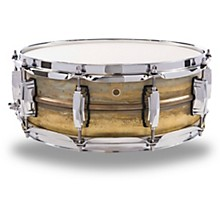 Raw Brass Snare Drum 14 x 5 in.