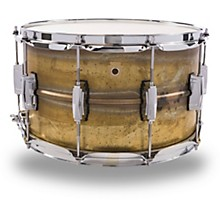 Raw Brass Snare Drum 14 x 8 in.