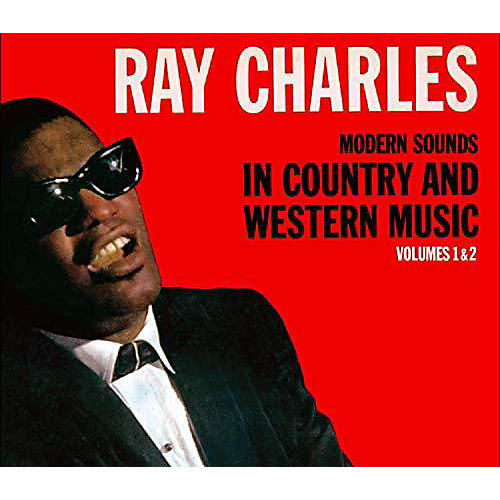 Alliance Ray Charles - Modern Sounds In Country And Western Music, Vols. 1 & 2