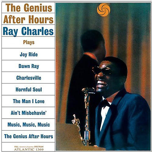 Alliance Ray Charles - THE GENIUS AFTER HOURS (180 GRAM)