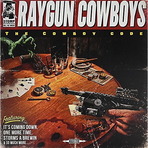 Alliance Raygun Cowboys - Cowboy Code