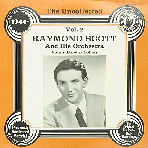 Alliance Raymond Scott & Orchestra - Uncollected 2