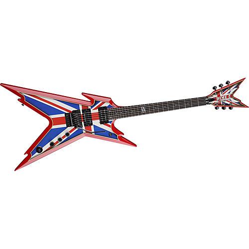 Dean Razorback 255 Union Jack Electric Guitar