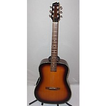 Boulder Creek Rc-2 Solitaire Acoustic Guitar