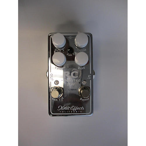 Xotic Rc-booster Effect Pedal