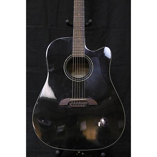 Alvarez Rd4102C Dreadnought Acoustic Electric Guitar