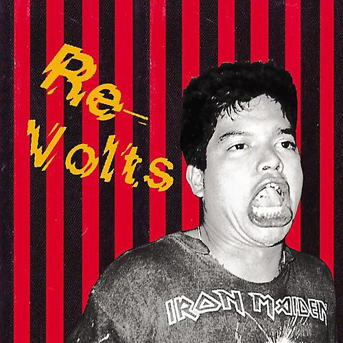 Alliance Re-Volts - Re-Volts (Halloween Orange Vinyl)