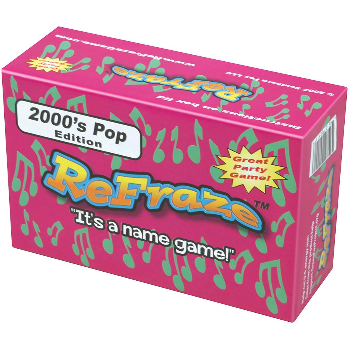 Talicor ReFraze 2000's Pop Edition