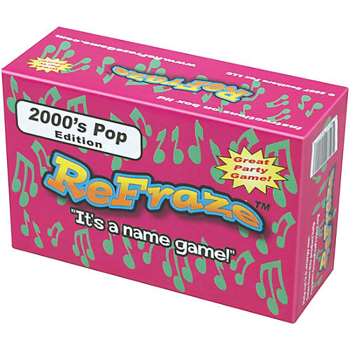 Talicor ReFraze 2000's Pop Edition