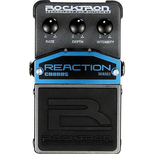 Rocktron Reaction Chorus Guitar Effects Pedal