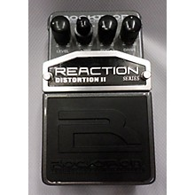 Rocktron Reaction Distortion II Effect Pedal