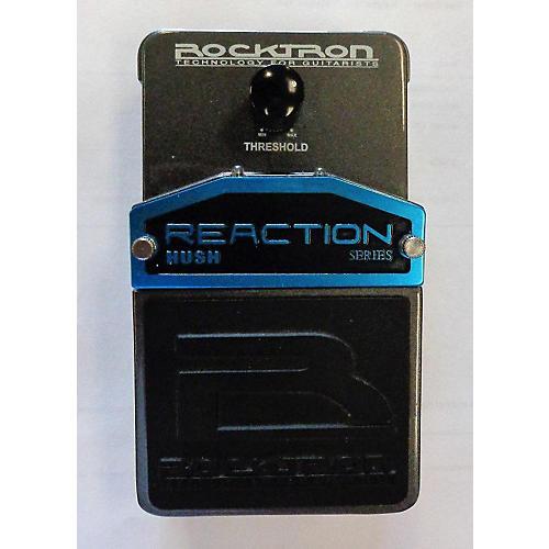 Rocktron Reaction Hush Noise Reduction Pedal