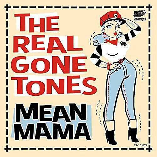 Alliance Real Gone Tones - Mean Mama