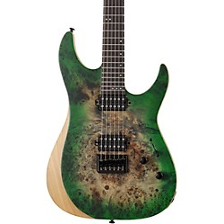 Schecter Guitar Research Reaper-6 6-String Electric Guitar (Forest Burst)