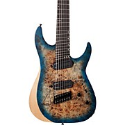 Reaper-7 MS 7-String Multiscale Electric Guitar Sky Burst