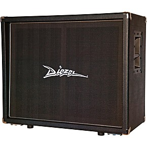 diezel rearloaded vintage 120w 2x12 guitar speaker cabinet guitar center. Black Bedroom Furniture Sets. Home Design Ideas