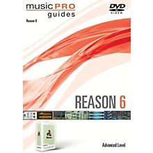 Hal Leonard Reason 6 Advanced Music Pro Guides DVD