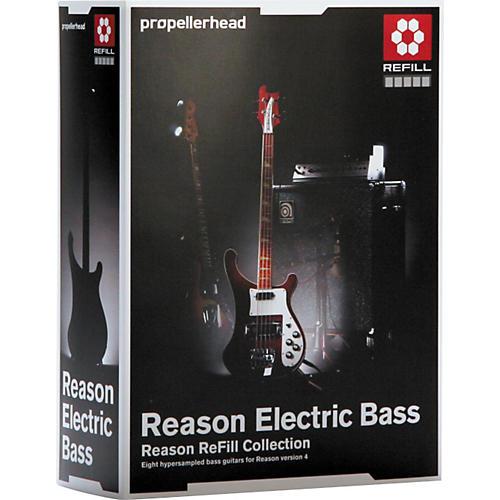 Propellerhead Reason Electric Bass Refill