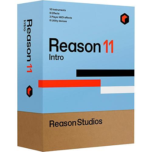 Reason Studios Reason Intro 11 (Boxed)