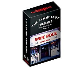 The Loop Loft Reason ReFill - Indie Rock Drums Vol 1 Software Download