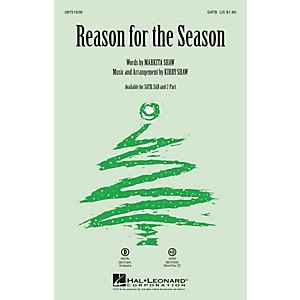 Hal Leonard Reason for the Season Orchestra Composed by Kirby Shaw by Hal Leonard