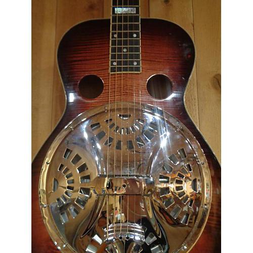 Dobro Reasonator Phil Leadbetter Resonator Guitar
