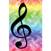 SCHAUM Recital Program #75 - Rainbow Treble Clef Educational Piano Series Softcover