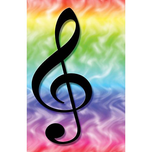 SCHAUM Recital Program #75 - Rainbow Treble Clef Educational Piano Series Softcover
