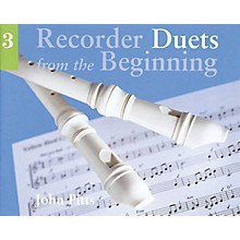 Chester Music Recorder Duets from the Beginning - Pupil's Book 3 Music Sales America Series Written by John Pitts