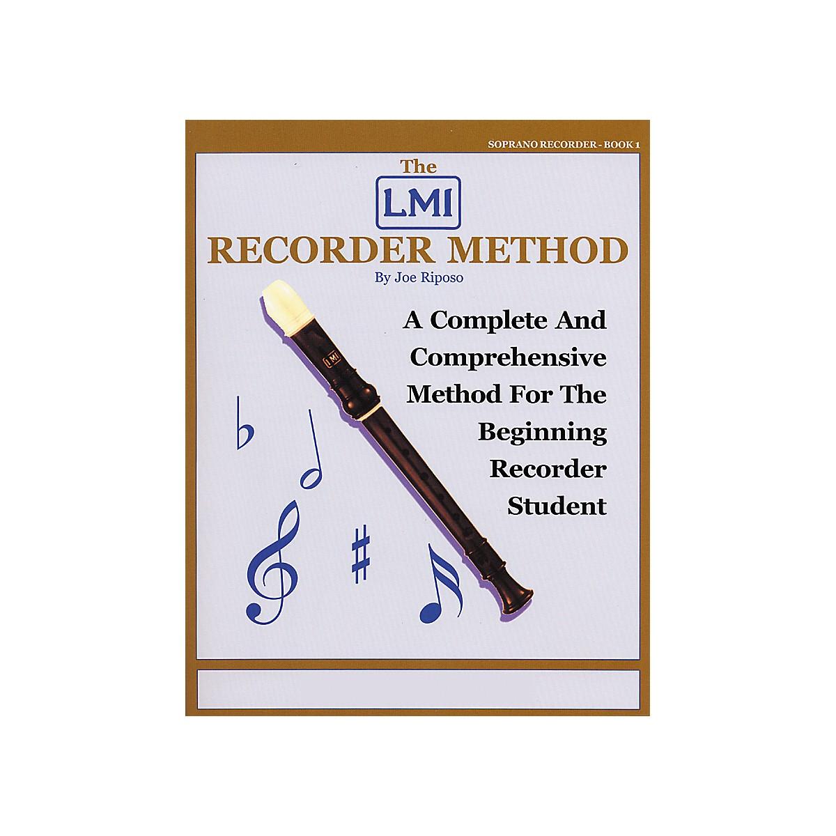 LMI Recorder Method Book
