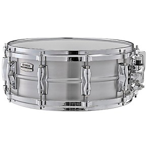 yamaha recording custom aluminum snare drum guitar center. Black Bedroom Furniture Sets. Home Design Ideas