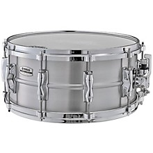 Recording Custom Aluminum Snare Drum 14 x 6.5 in.