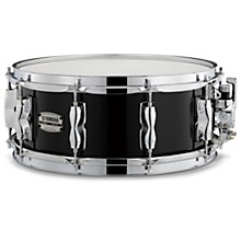 Recording Custom Birch Snare Drum 14 x 5.5 in. Solid Black