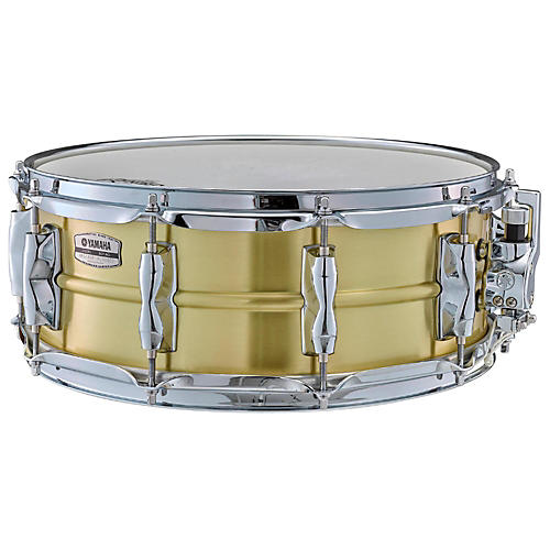 Yamaha Recording Custom Brass Snare Drum