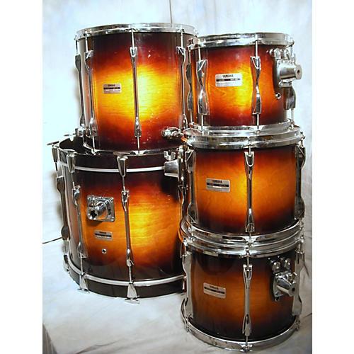 used yamaha recording custom drum kit guitar center. Black Bedroom Furniture Sets. Home Design Ideas
