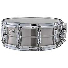 Yamaha Recording Custom Stainless Steel Snare Drum