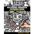 Hal Leonard Recording Unhinged Coloring Book - For Those Who Color Outside the Lines thumbnail