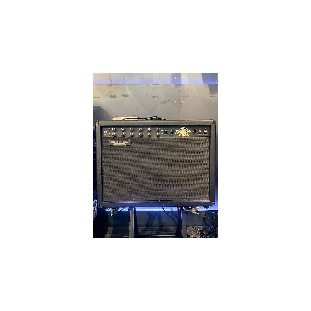 Mesa Boogie Rectoverb 50W Tube Guitar Amp Head