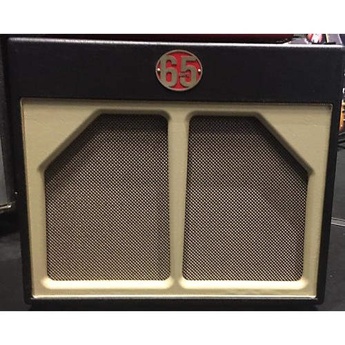 65amps Red 112 Guitar Cabinet