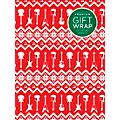 Hal Leonard Red And White Guitar Premium Gift Wrapping Paper thumbnail