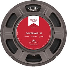 "Eminence Red Coat The Governor 12"" 75W Guitar Speaker Level 1  16 Ohm"