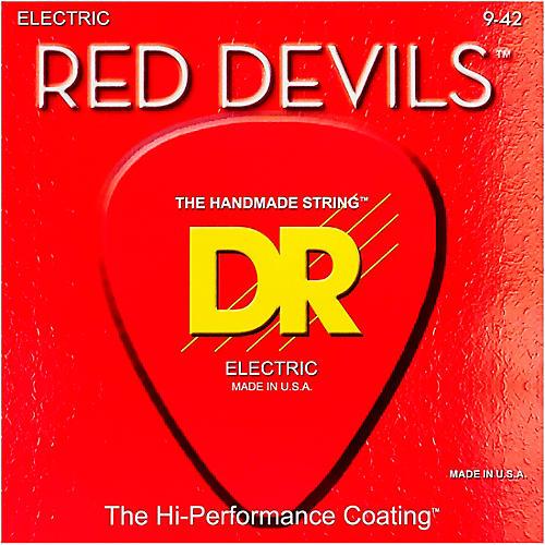 DR Strings Red Devil Light Electric Guitar Strings