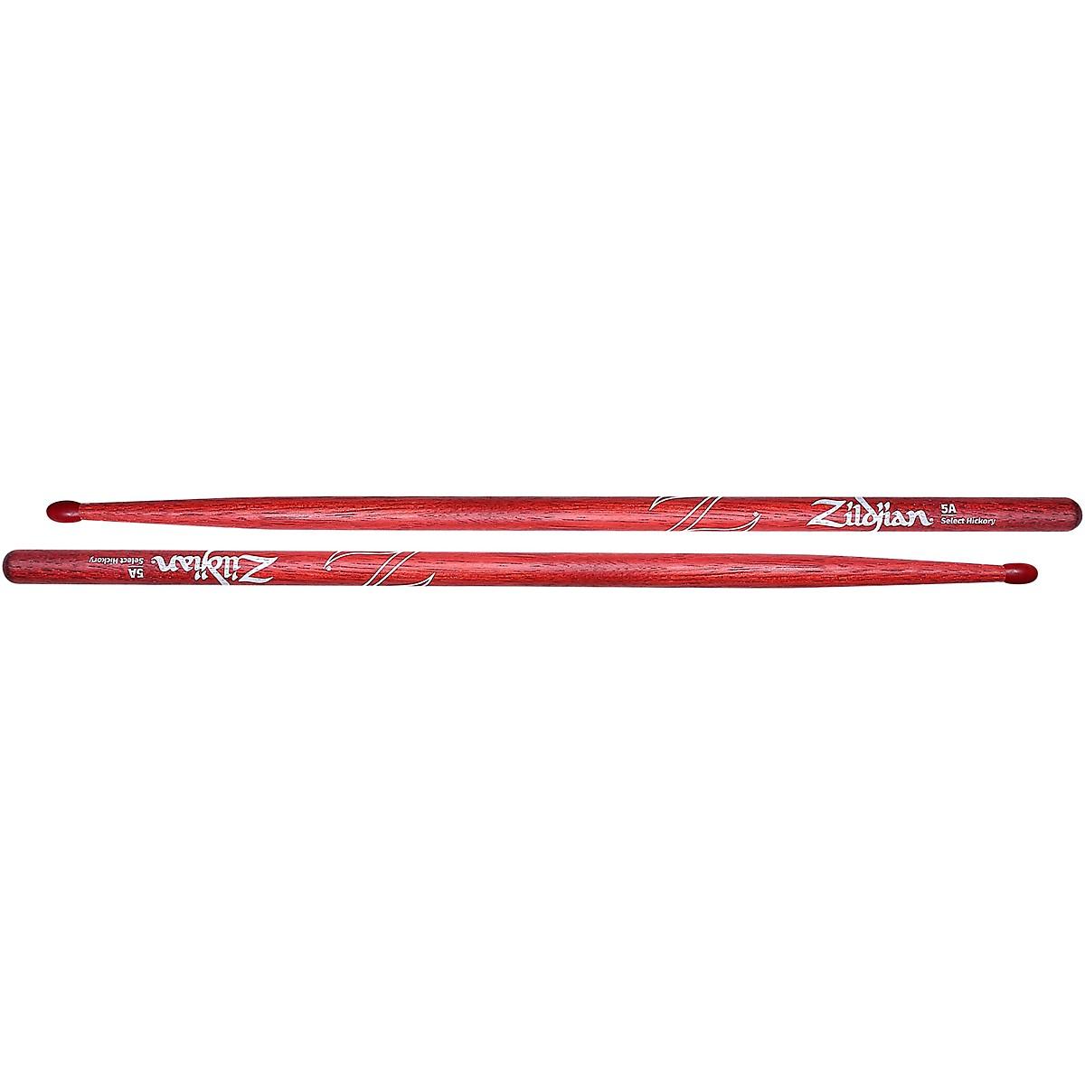 Zildjian Red Drum Sticks