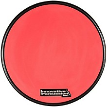 Innovative Percussion Red Gum Rubber Pad with Rim