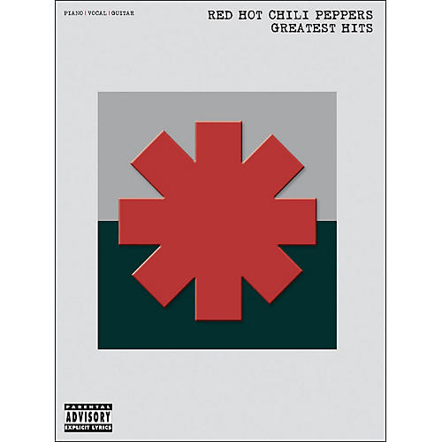 Hal Leonard Red Hot Chili Peppers - Greatest Hits arranged for piano, vocal, and guitar (P/V/G)