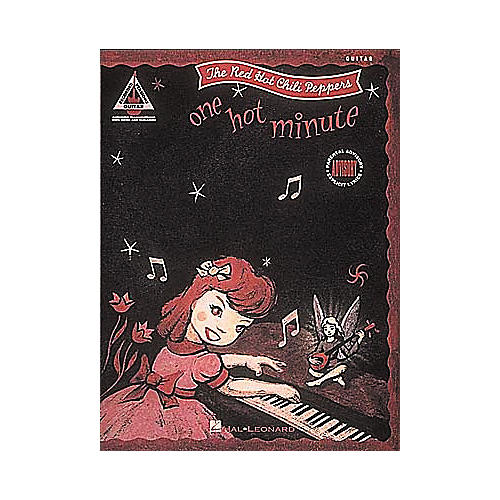 Hal Leonard Red Hot Chili Peppers - One Hot Minute