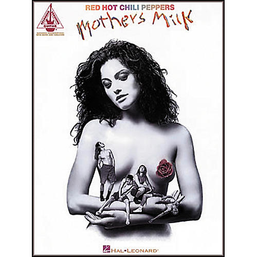 Hal Leonard Red Hot Chili Peppers Mother's Milk Guitar Tab Songbook