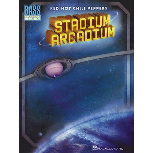 Hal Leonard Red Hot Chili Peppers Stadium Arcadium Bass Guitar Tab Songbook