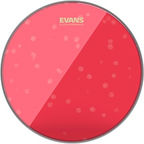 evans red hydraulic drum head 16 in guitar center. Black Bedroom Furniture Sets. Home Design Ideas