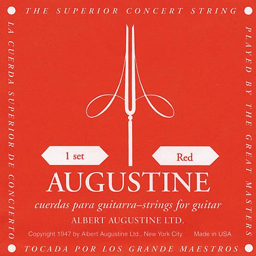 Albert Augustine Red Label Classical Guitar Strings